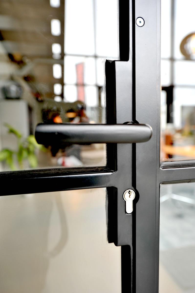 Stalen deur - 6905