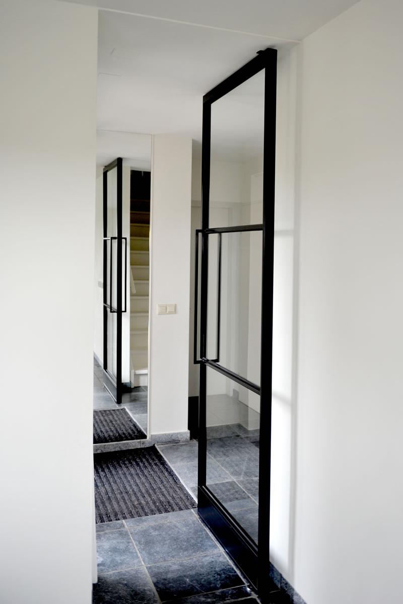 Stalen deur - 6981