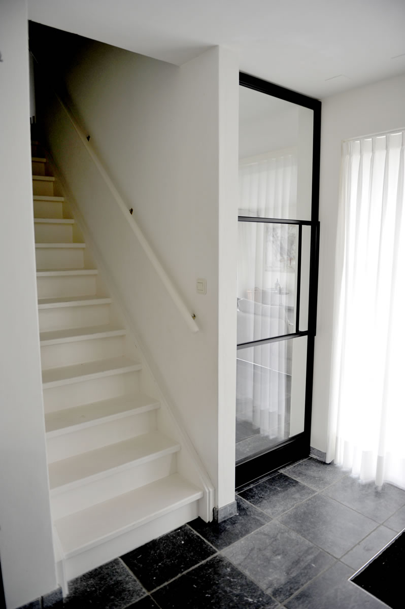 Stalen deur - 6985