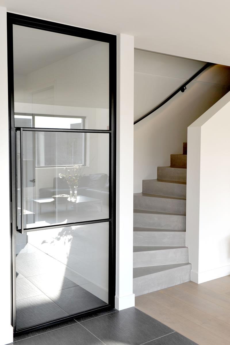 Stalen deur - 6863
