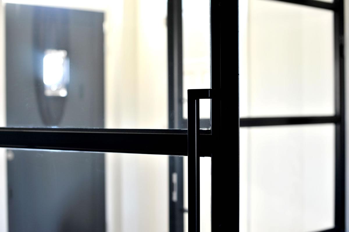 Stalen deur - 6596