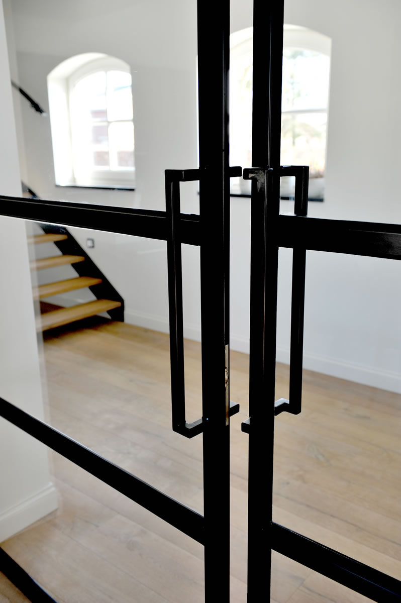 Stalen deur - 6626