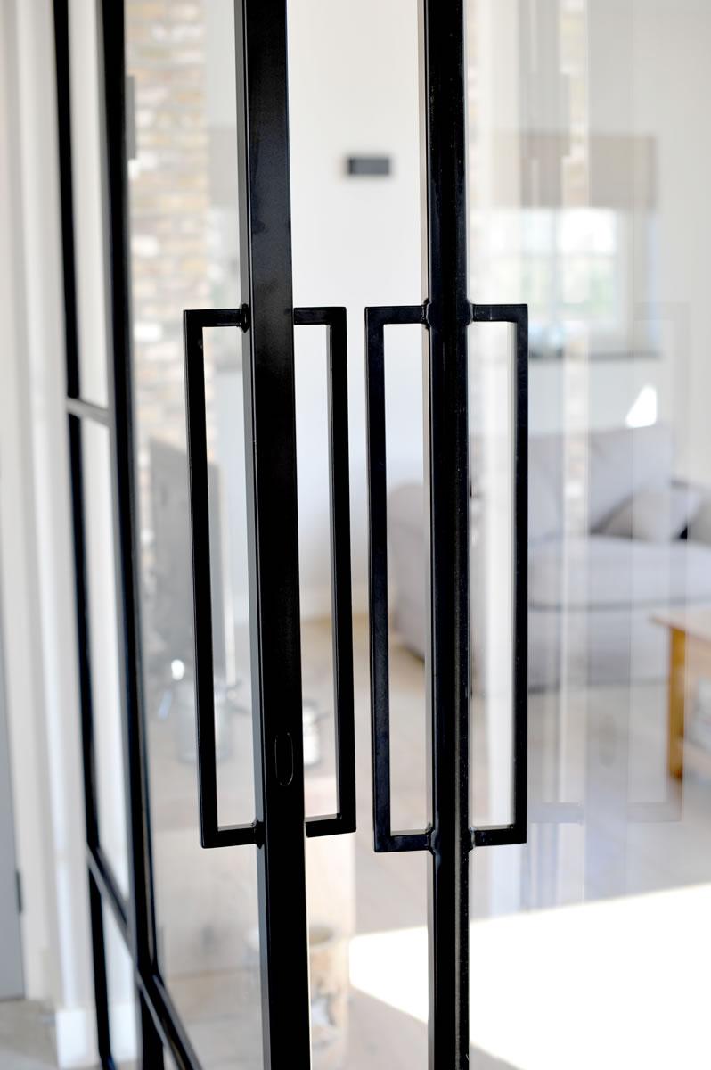 Stalen deur - 6757