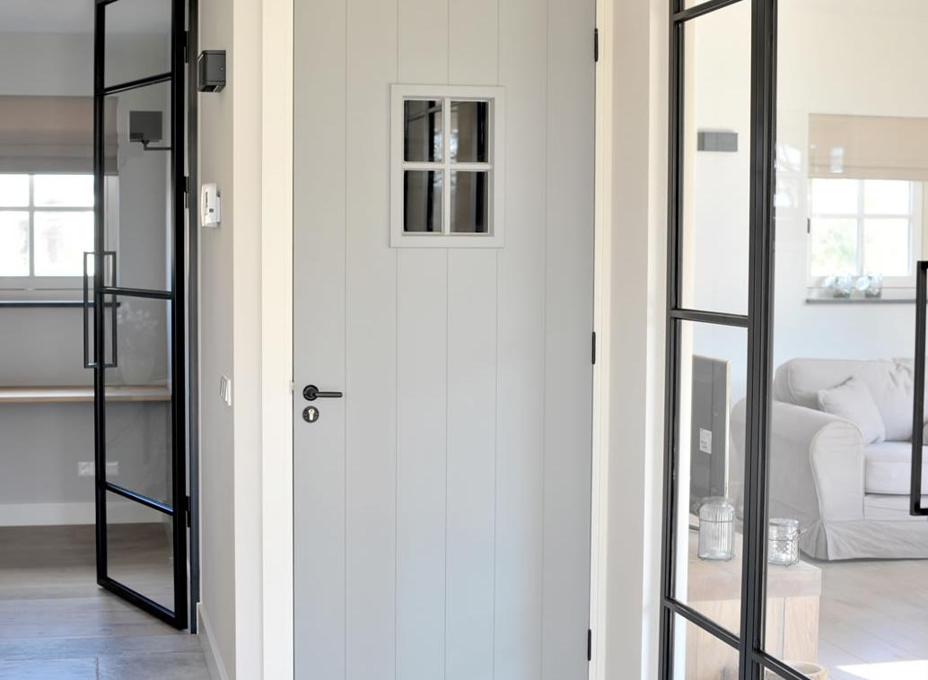 Stalen deur - 6807